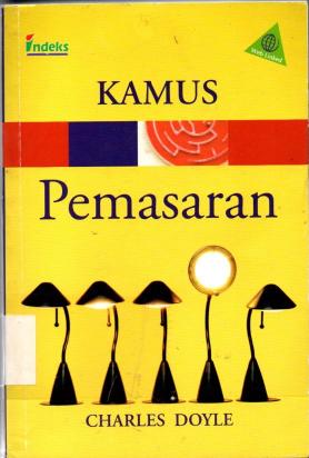 KAMUS PEMASARAN