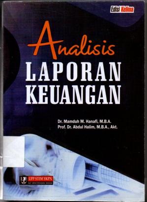 Analisa Laporan keuangan Edisi Kelima