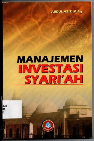 Manajemen Investasi Syari\'ah